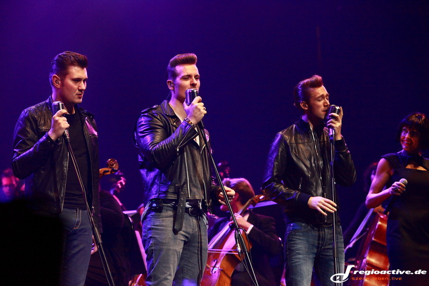 Aida Night Of The Proms - The Baseballs (live in Köln, 2013)